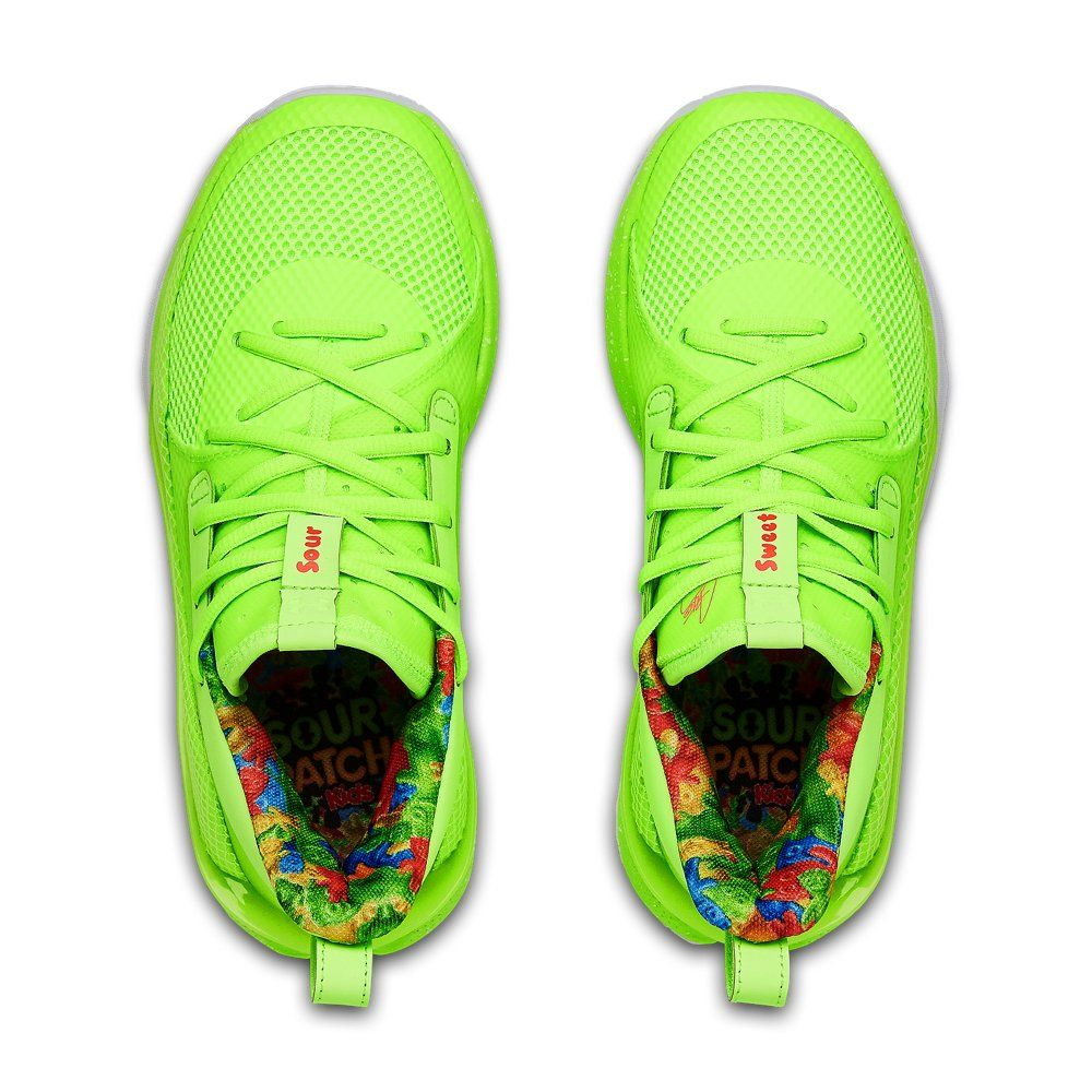 Kids Grade School Ua Curry 7 Basketball Shoes In 2020 Basketball Shoes Top Basketball Shoes Shoes