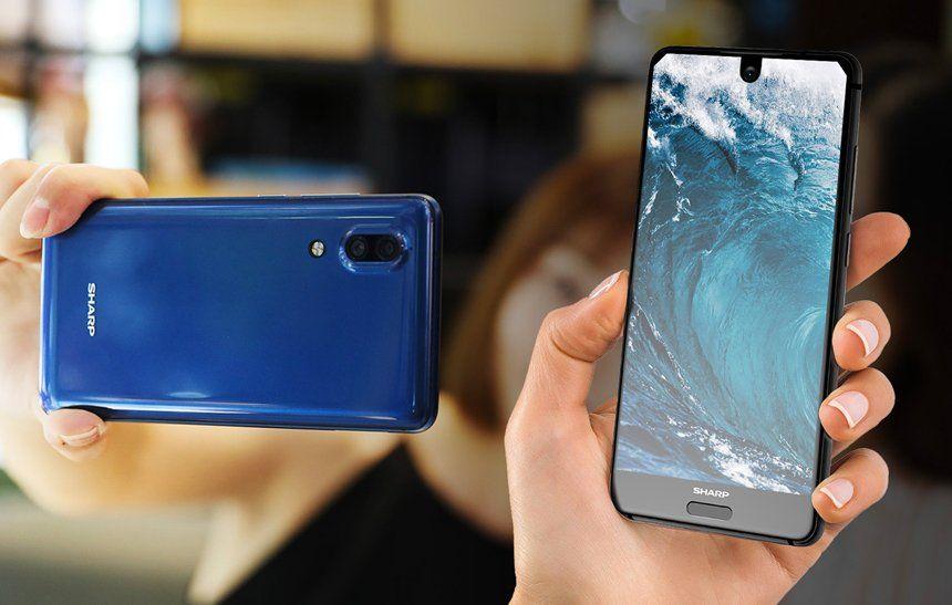 @olhardigital : Sharp apresenta celular que mistura iPhone 8 e Essential Phone https://t.co/68xOpidXVq https://t.co/RkGsvfe7ja