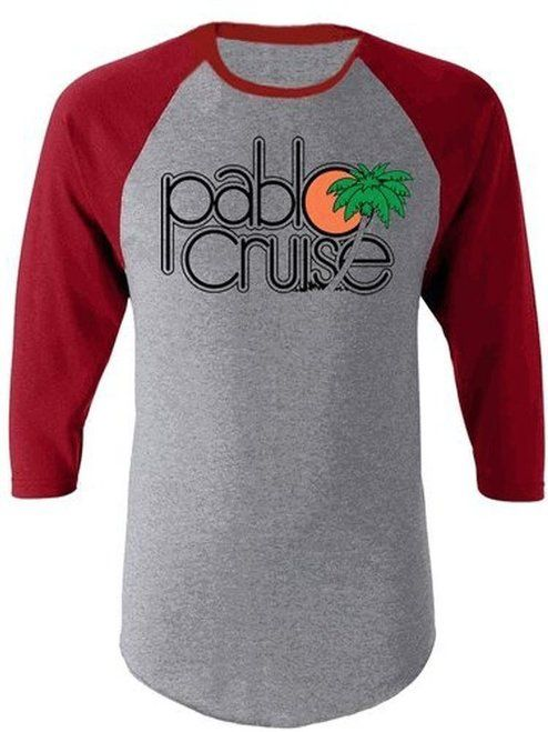 Step Brothers Pablo Cruise Raglan T-Shirt (With Images