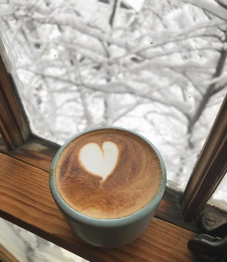 Photo of Image about winter in Coffee ☕ by n2srin 3bd on We Heart It