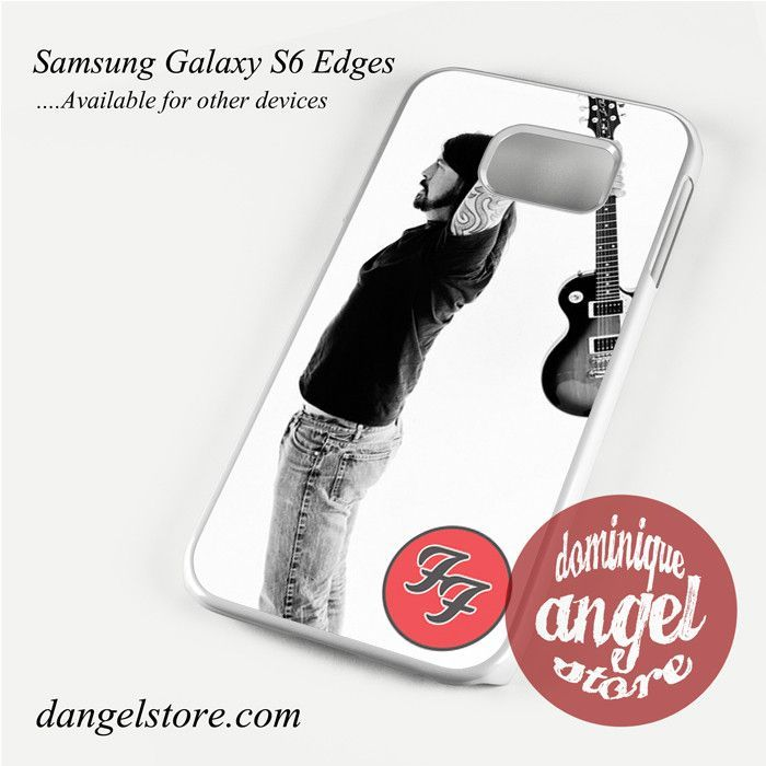 Dave Grohl Phone Case for Samsung Galaxy S3/S4/S5/S6/S6 Edge