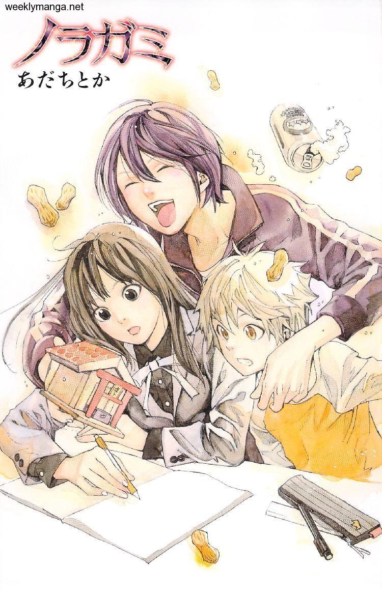 noragami manga ノラガミ イラスト アニメの壁紙
