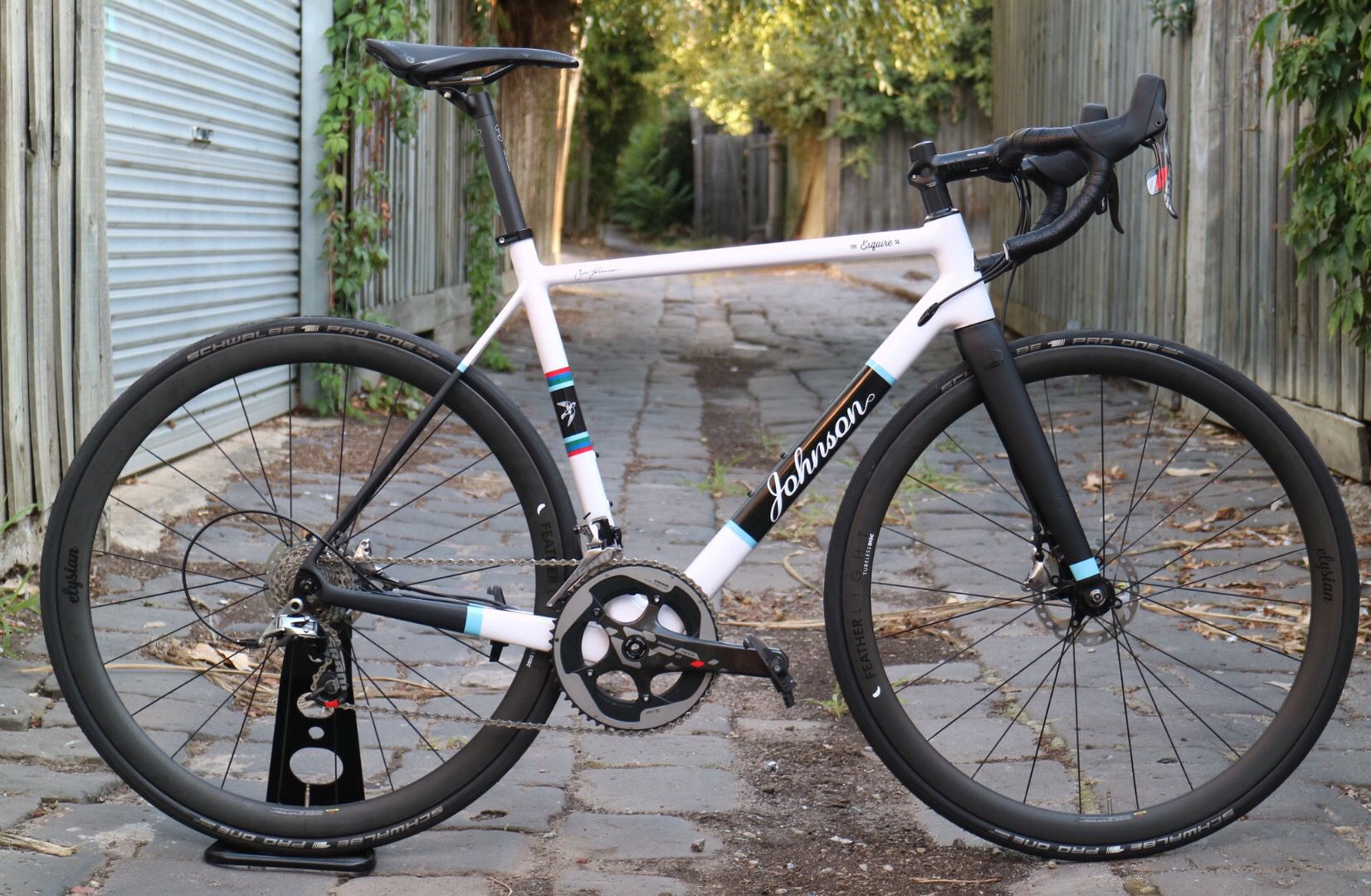 One Of Australia S Best Johnson Esquire Sl Disc Bicycle Road