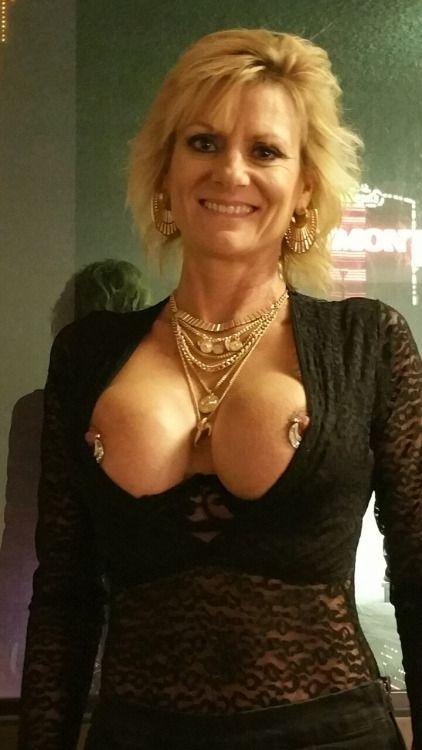 pierced boobs