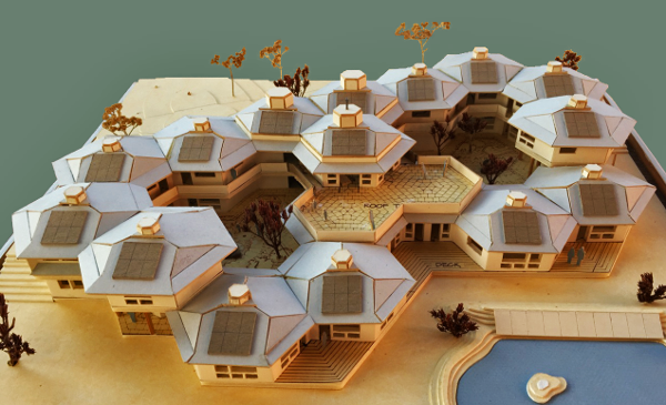 Image Result For Beehive Architecture Concept Concept