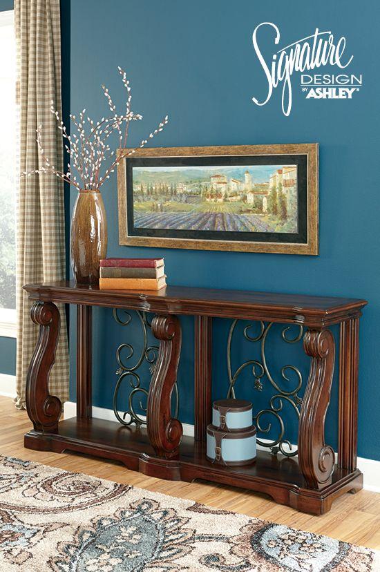 Alymere Sofa Table Ashley Furniture Living Room Furniture