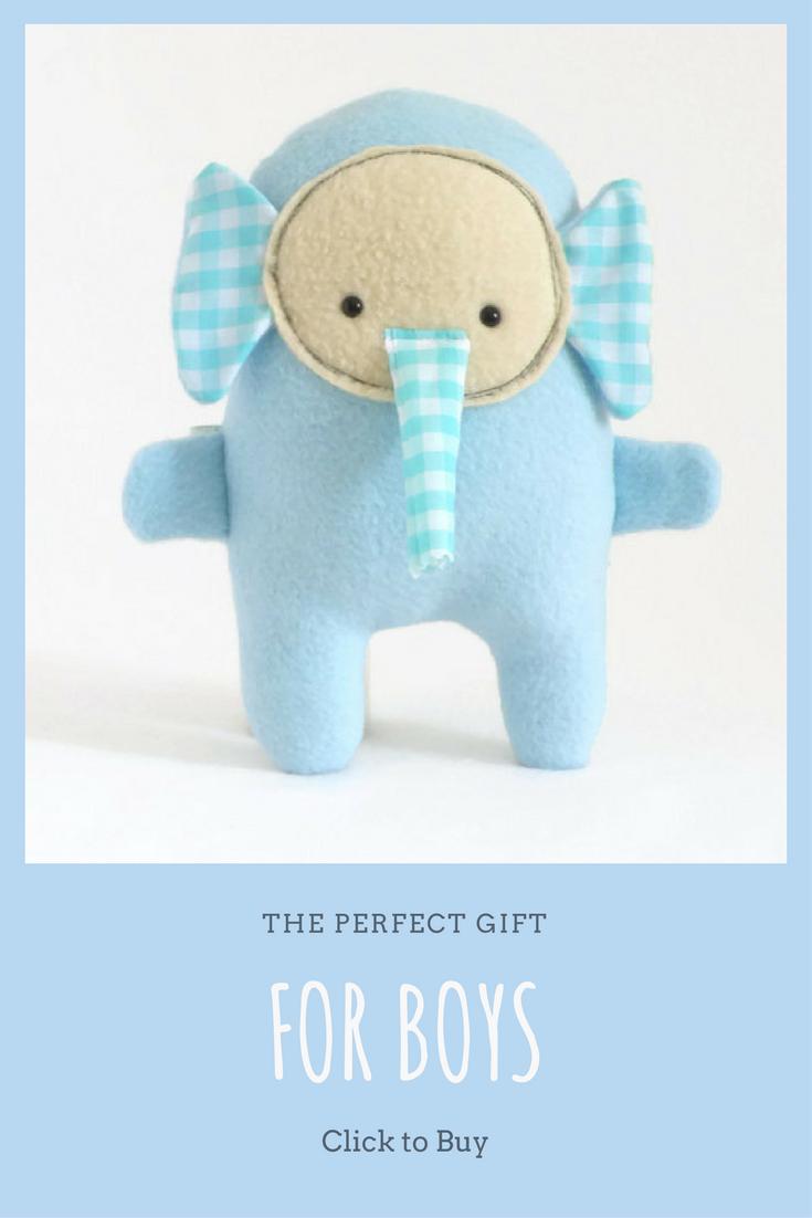 Blue stuffed elephant plush elephant elephant plush elephant blue stuffed elephant plush elephant elephant plush elephant stuffed animal soft toy baby gifts negle Gallery