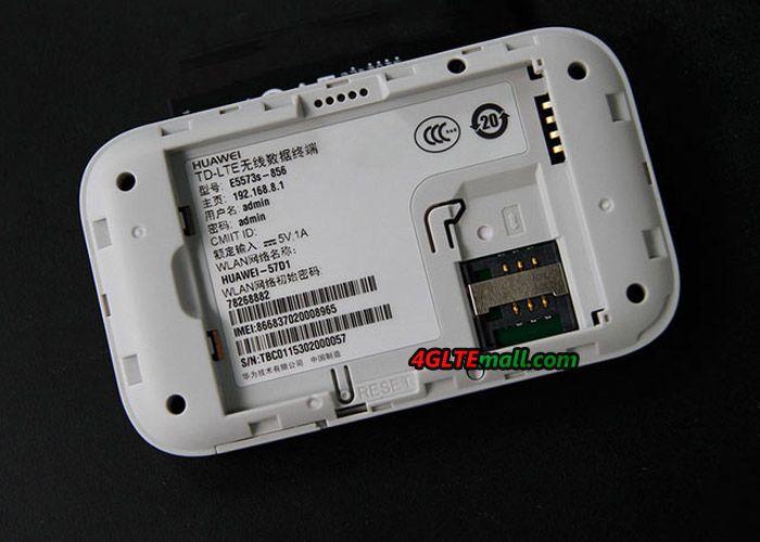 Huawei E5573 4G LTE Cat4 Mobile Hotspot | 4G Mobile