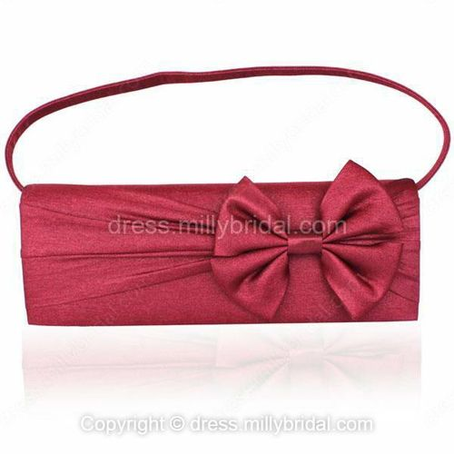 Cotton with Glitter/Bowknot Clutches