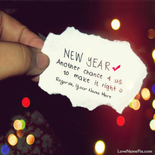 Write Any Name On Beautiful New Year Inspirational Quotes Picture And Made Some Ones Or Your N Happy New Year Tumblr Happy New Year Wishes New Year Love Quotes