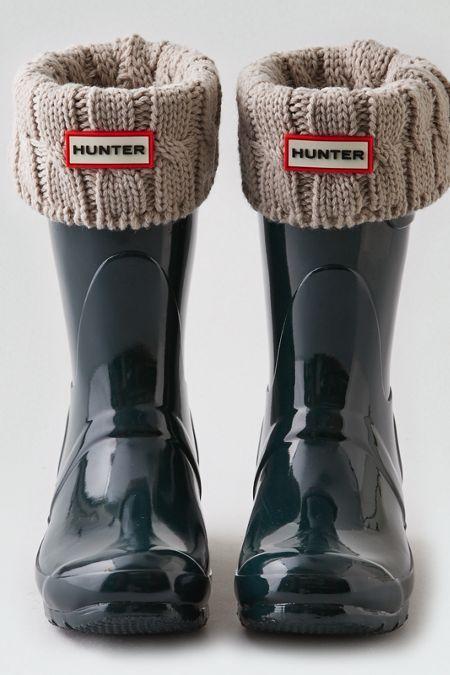 db4c5b492 Hunter Original Short Gloss Rain Boot in 2019 | Summer 2016 | Hunter ...