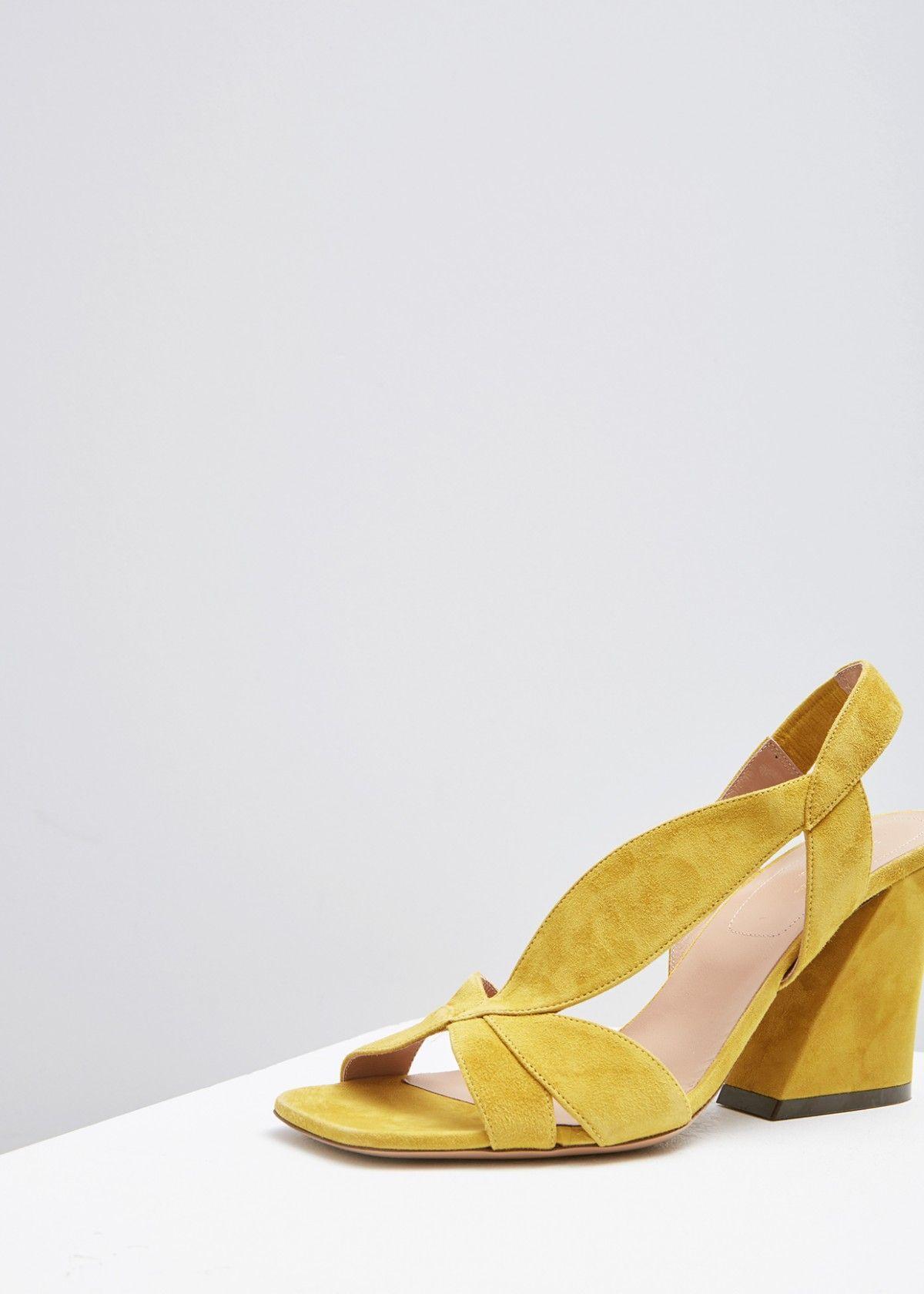 a5c120726c5a Dries van Noten suede sandals