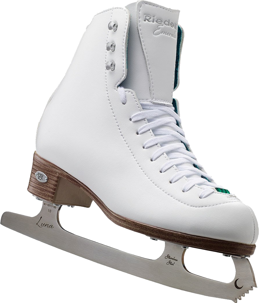 Ice Skates Png Image Womens Figure Skates Boots Riedell Figure Skates