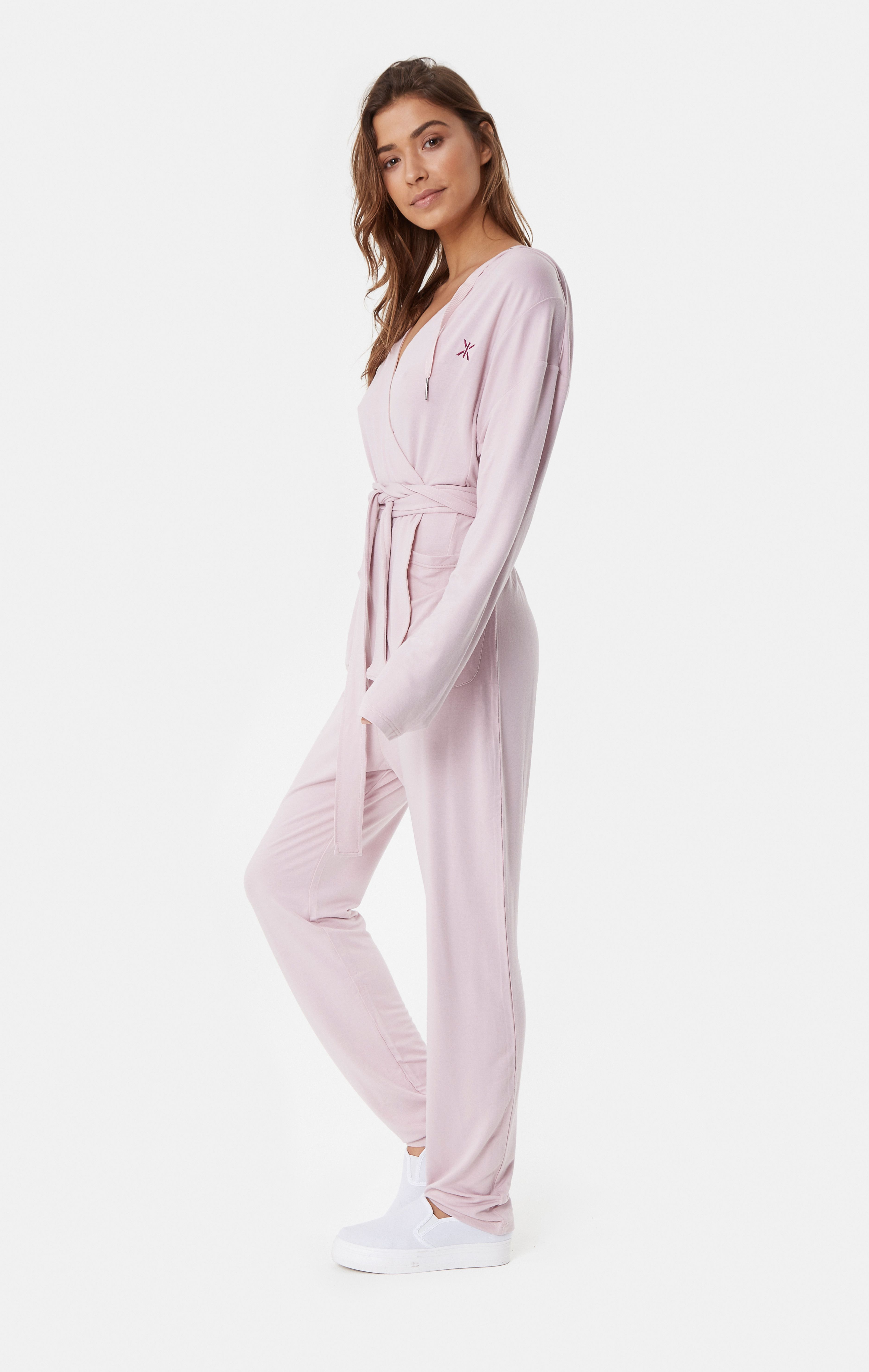 classic style of 2019 new selection comfortable feel Supersoft Bamboo Womens Jumpsuit Faded Pink in 2019 | Color ...