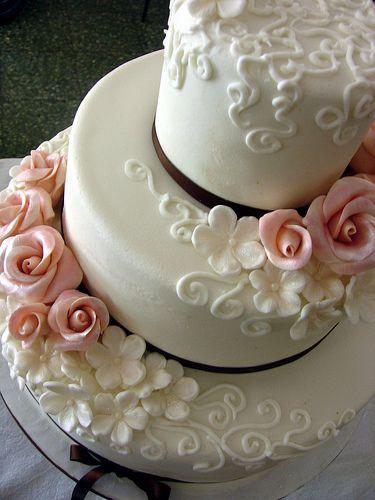 Wedding Cake Recipes Cakes Pinterest Hochzeitstorte Torten