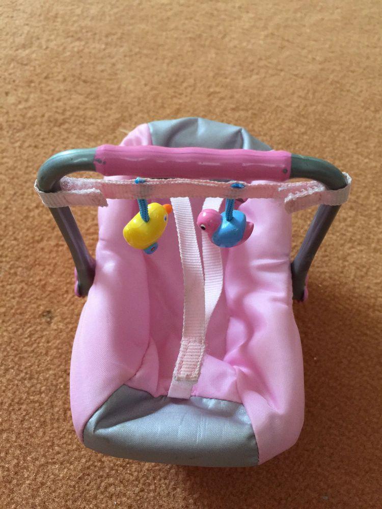 Baby Born Miniworld Maxicosi Mit Umklappbarem Bugel Top Baby Barbie Puppen Barbie
