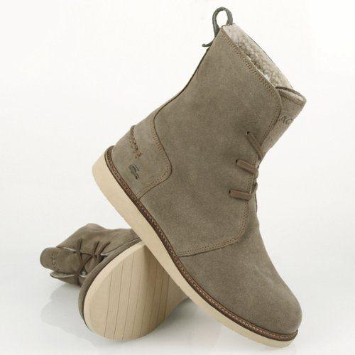 b86e5cd6df6d4 Lacoste Baylen SRW Light Brown  Amazon.co.uk  Shoes   Bags