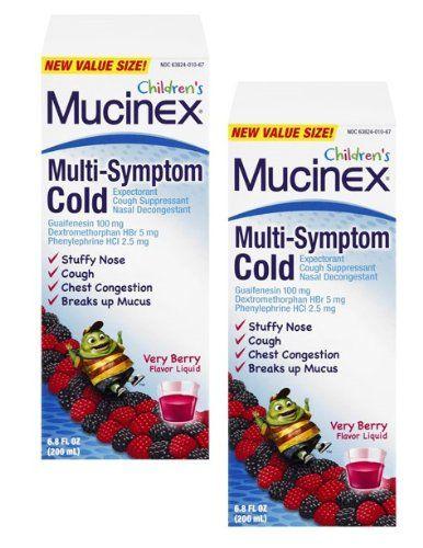 Cos16 Children S Mucinex Multi Symptom Cold Expectant Cough
