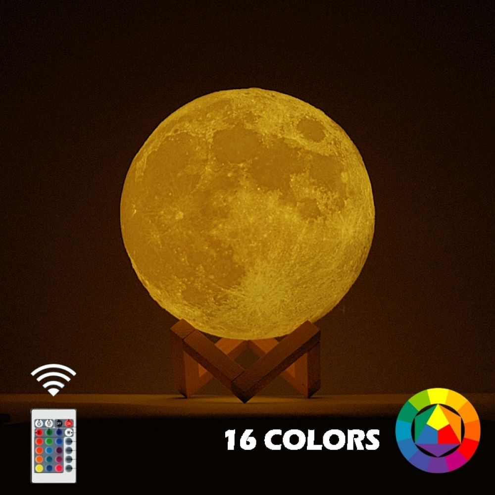 Original 3d Moon Lamp 30 Off Free Shipping Momznbabie Com In 2020 Led Night Light Night Light Creative Gifts