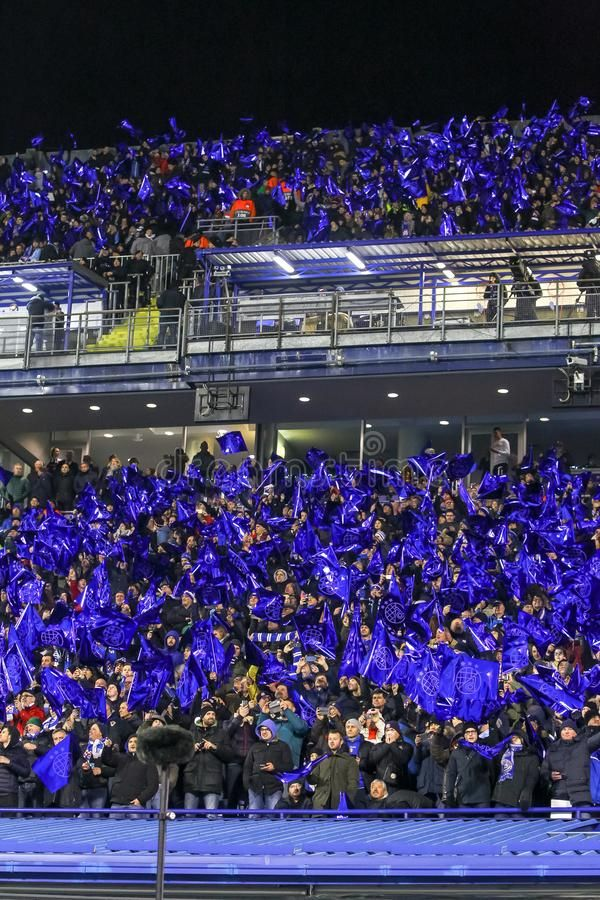 Dinamo Fans Royalty Free Stock Images Sponsored Royalty Fans Dinamo Images Stock Ad Stock Images Free Manchester City Zagreb Croatia