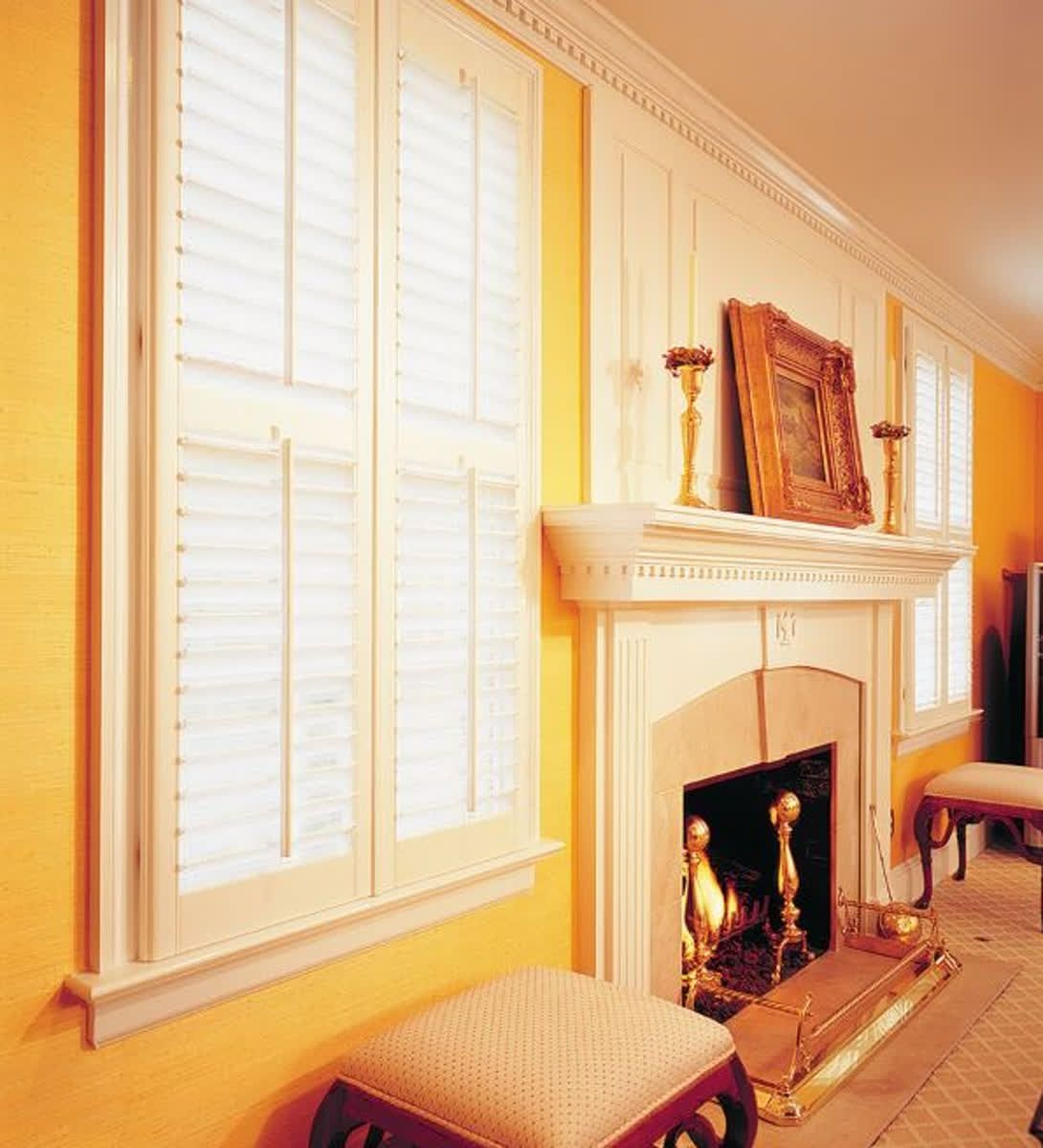 Shutters are a stylish, elegant, and absolutely timeless