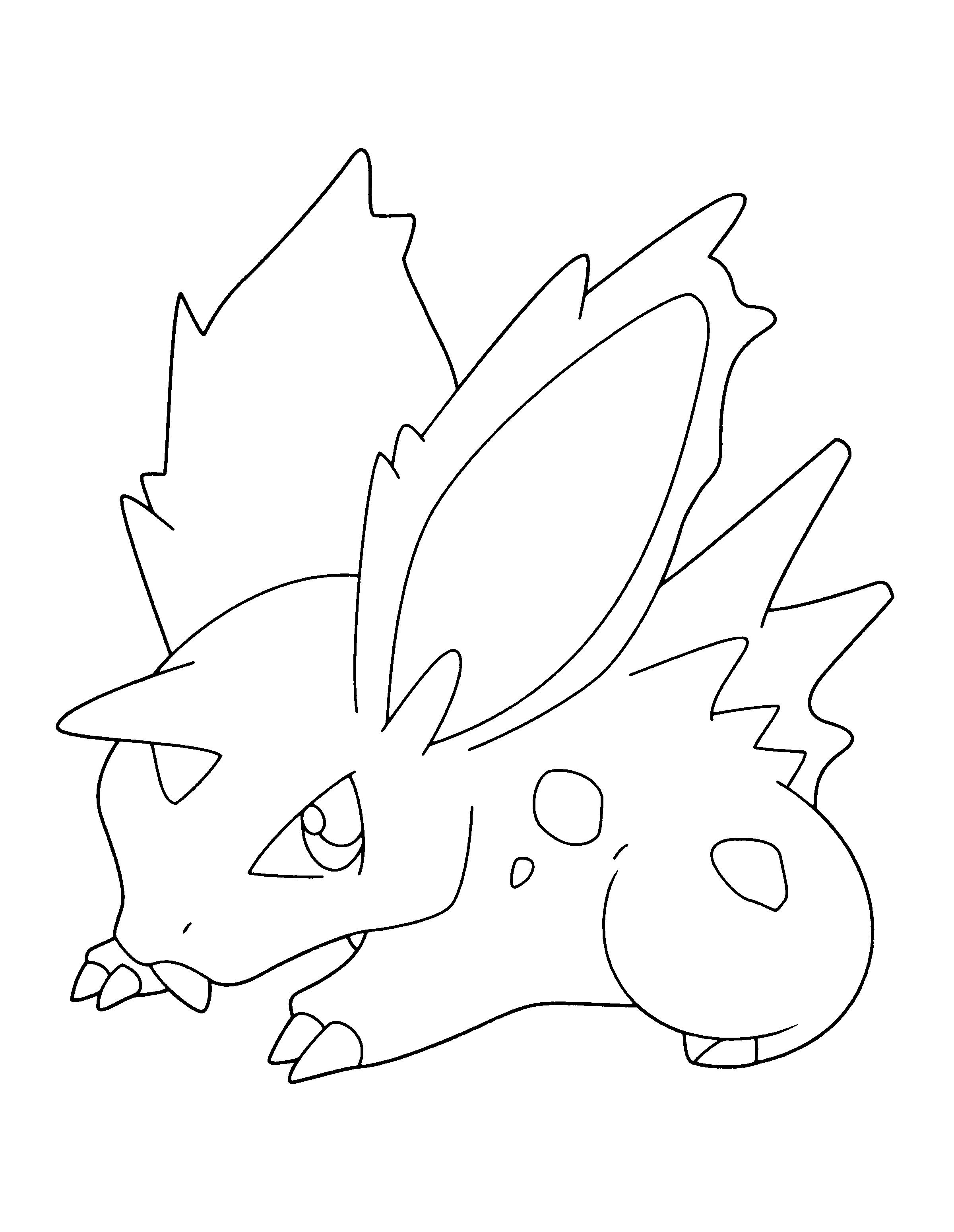 Pin On Pokemon Coloring Pages