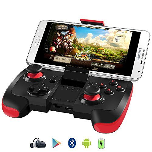 BEBONCOOL Wireless Bluetooth Game Controller with Clip fo...