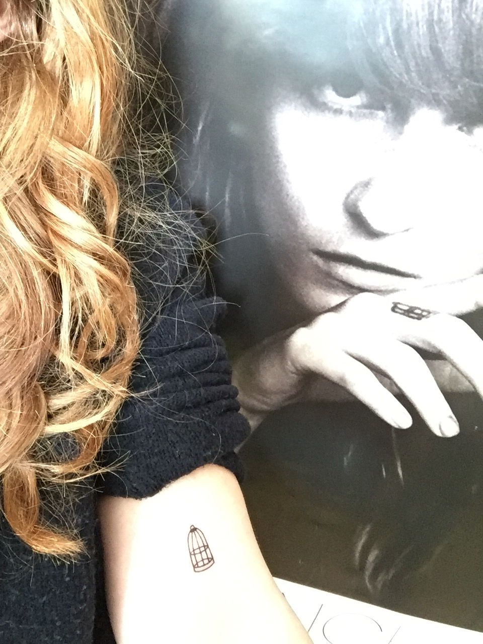 Florence And The Machine Inspired Birdcage Tattoo Florence The