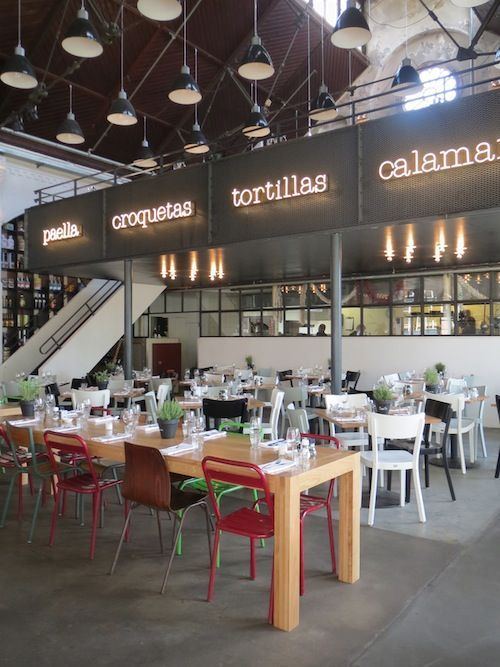 Industrial Chic Design Food Court Google Search Food