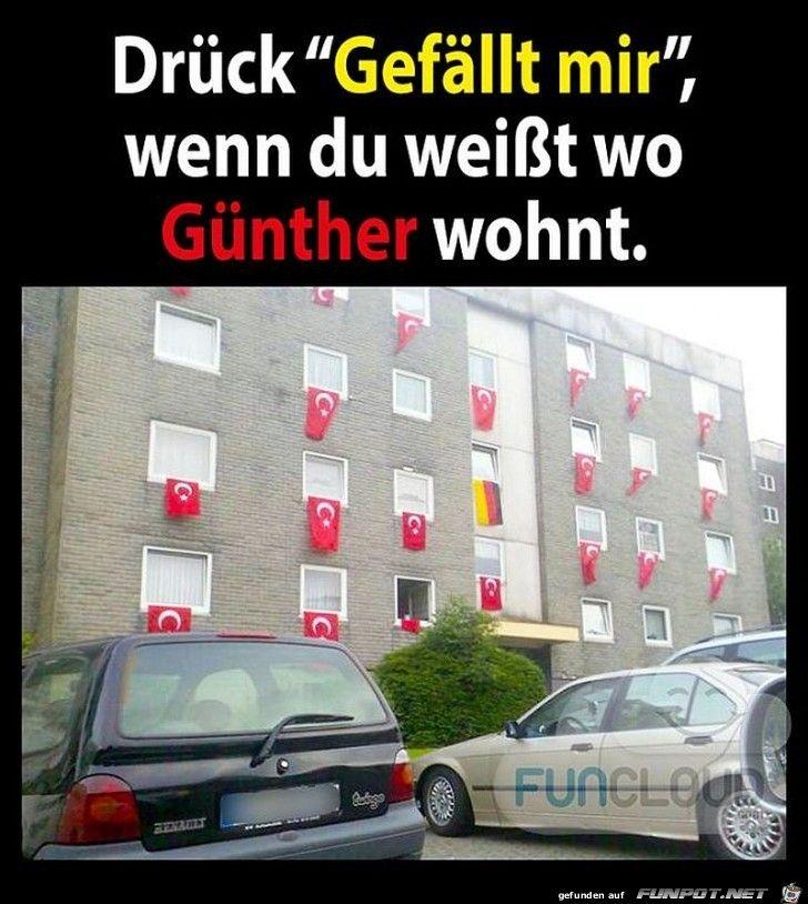 Wo Wohnt Günther Krause