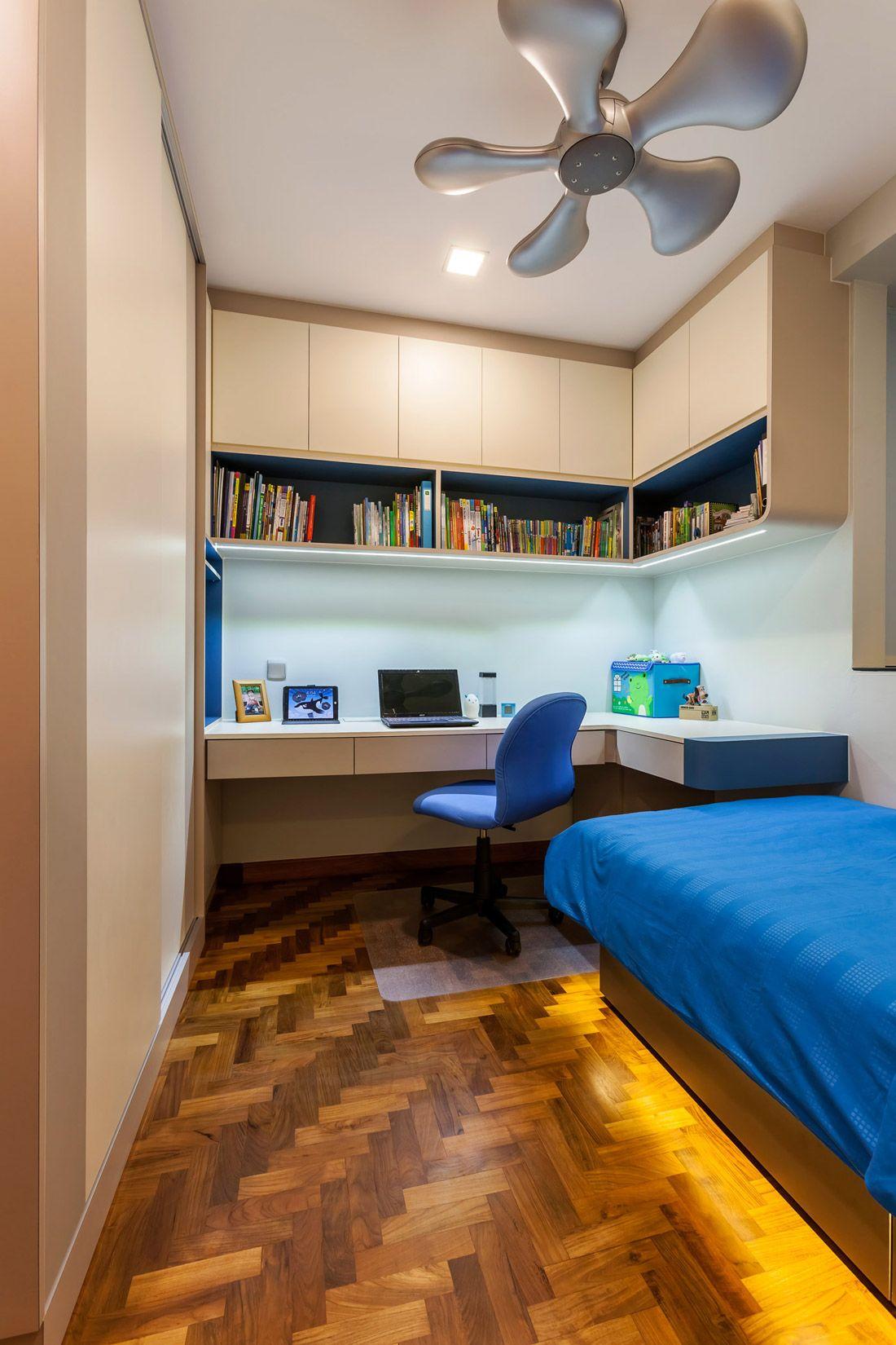 Spring Bloom Serangoon Ave 3 Modern Condominium Interior Design