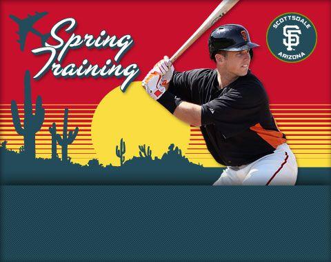 Spring Training Tours Spring Training Arizona San Francisco Giants Sf Giants Baseball