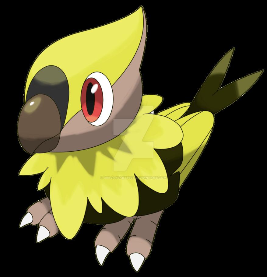 Best Spearow Nature Pokemon Sun