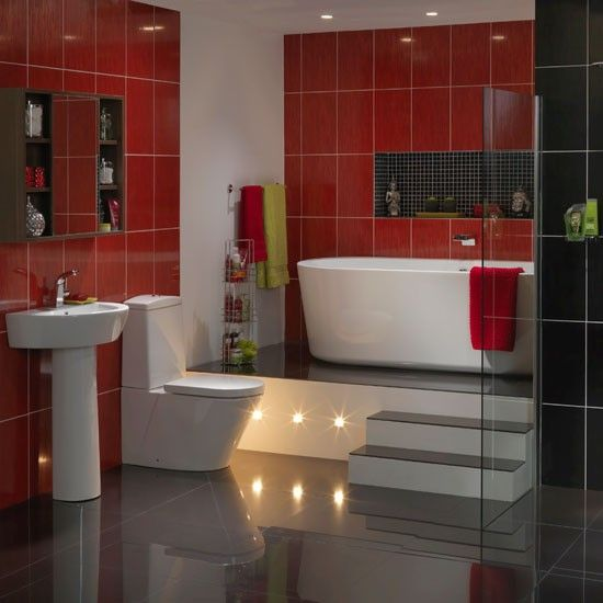 arc bathroom suite from victoria plumb the simple but very stylish arc freestanding bath more - Bathroom Accessories Victoria Plumb