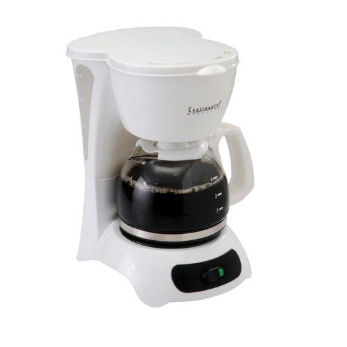 4 Cup Coffee Maker with Pause N Serve by Continental. $29.95