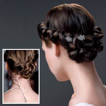 Brides Magazine: From Runway to Your Day : Wedding Hairstyle Gallery