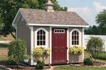 Amish Built Potting Shed | Amish Built Garden Sheds And More   Serving NJ,  PA