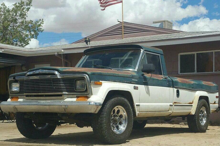 Desert Driver: 1980 Jeep J10 Pickup | Barn Finds | Jeep