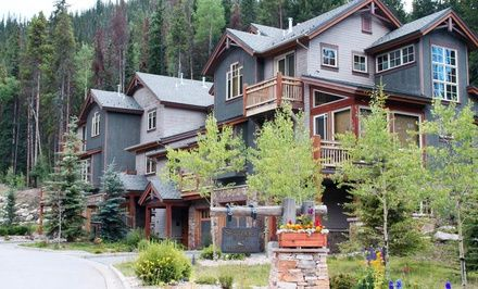 1- or 2-Night Stay for Up to Seven in a One- or Two-Bedroom Condo at Summit County Mountain Retreats in Keystone, CO