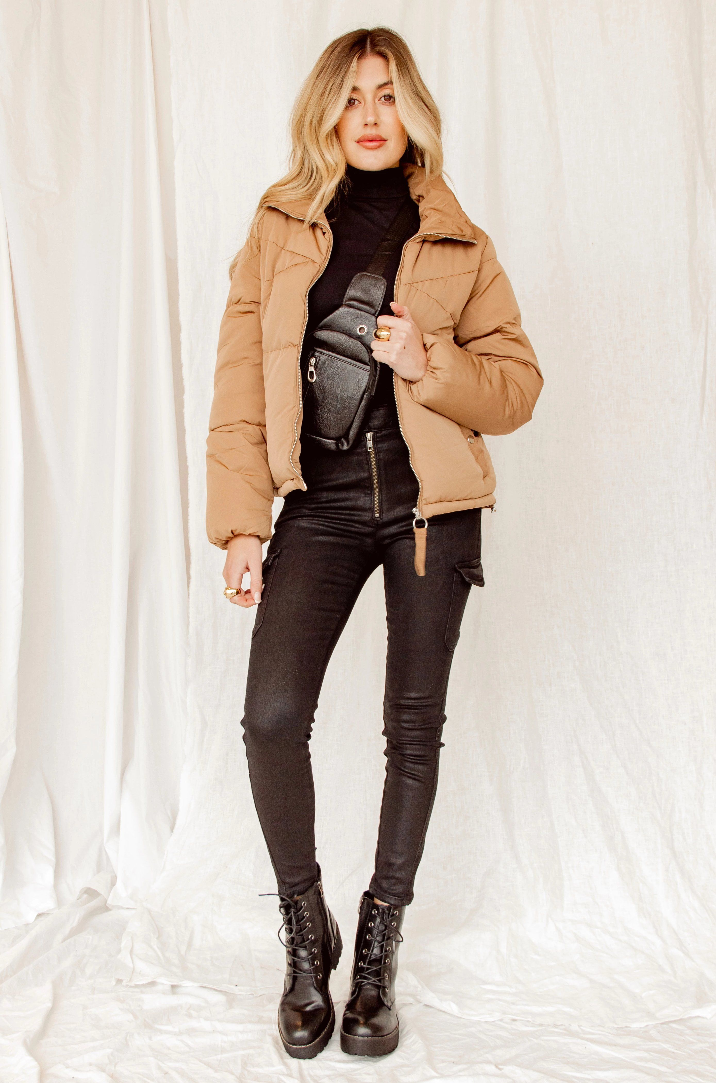 Pin On Puffer Jacket Outfit [ 4205 x 2778 Pixel ]