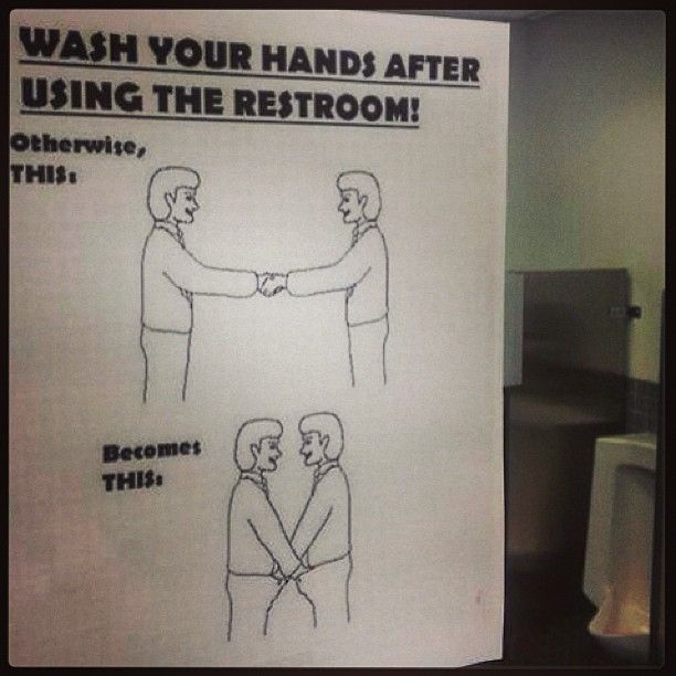 Wash Your Hands Funny Meme Pictures Funny Memes Funny Signs