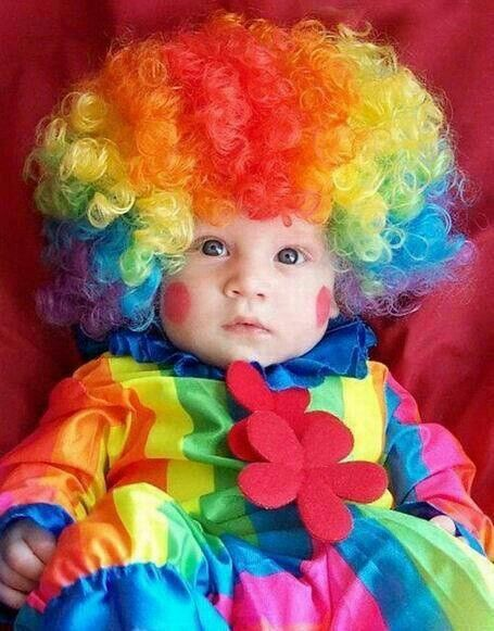 Image result for pinterest clown