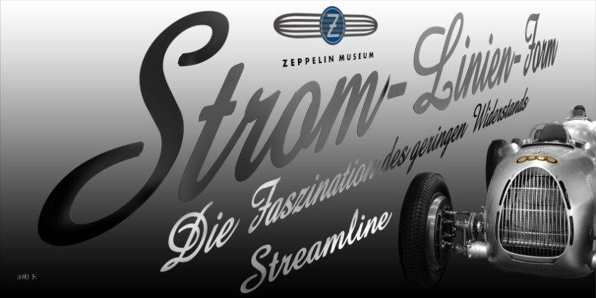 Zeppelin-Museum Strom-Linien-Form
