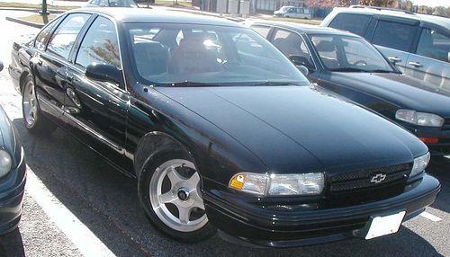 chevrolet impala ss 1994 1995 1996 workshop service repair manual rh pinterest com 95 impala ss owners manual 96 Impala SS