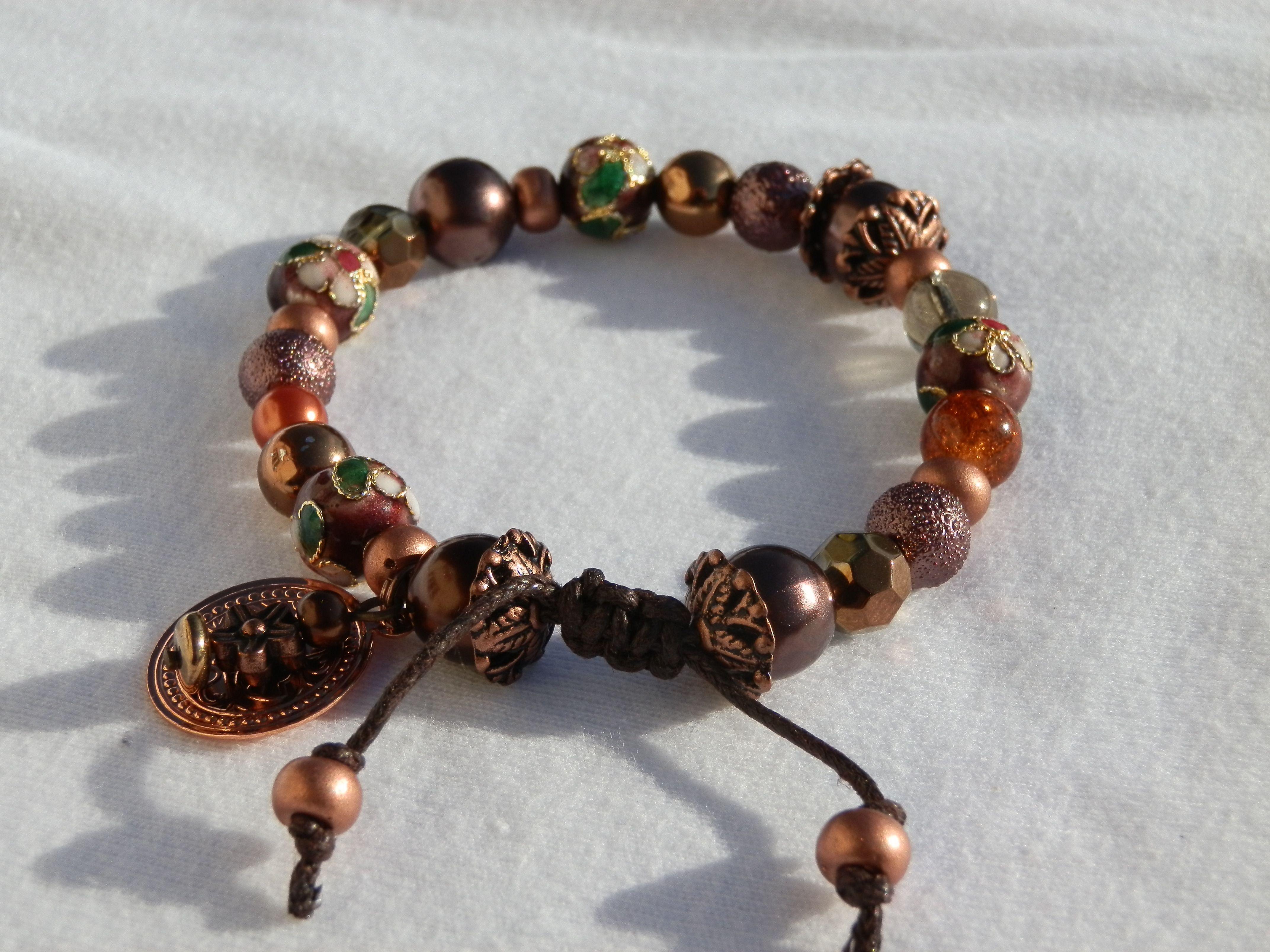 Autumn Bracelet / Náramek DIY