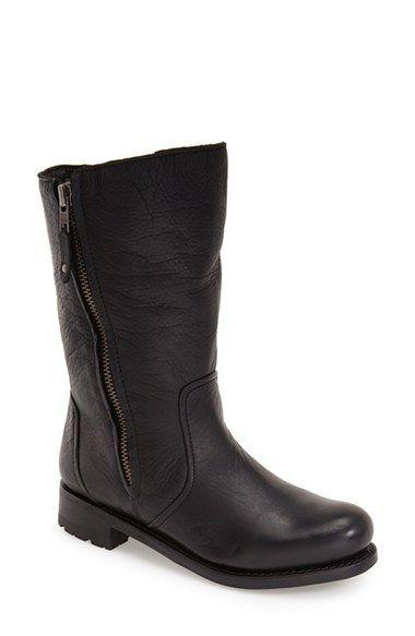 Blackstone 'KL87' Boot With Genuine