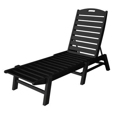 Polywood Nautical Chaise Stackable Products Patio Lounge