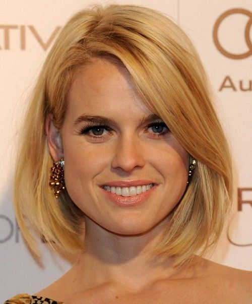 Medium Length Inverted Bob Hairstyles for Fine Hair | Beauty over ...