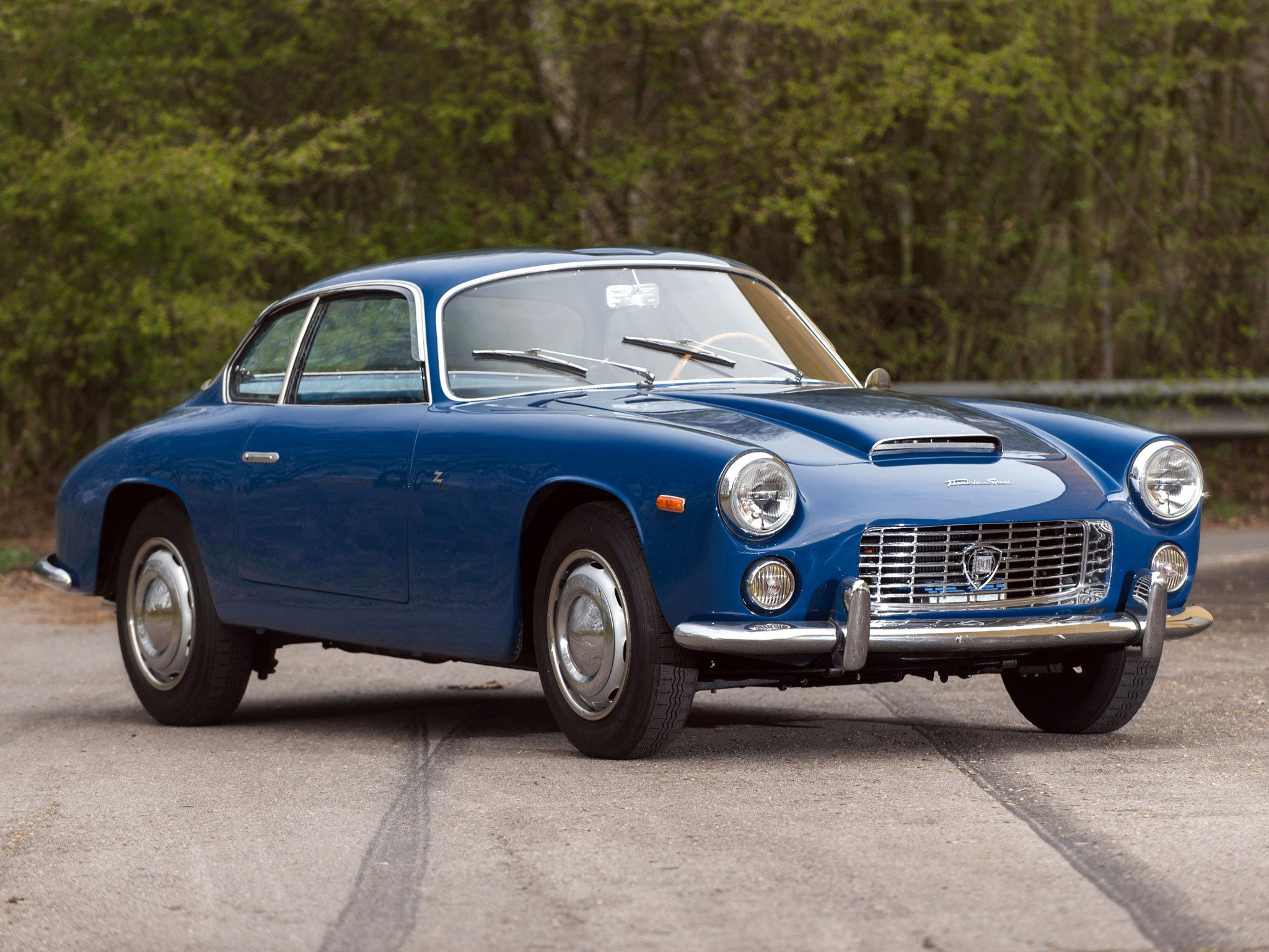 Lancia Flaminia Supersport Coupe Zagato Super Sport