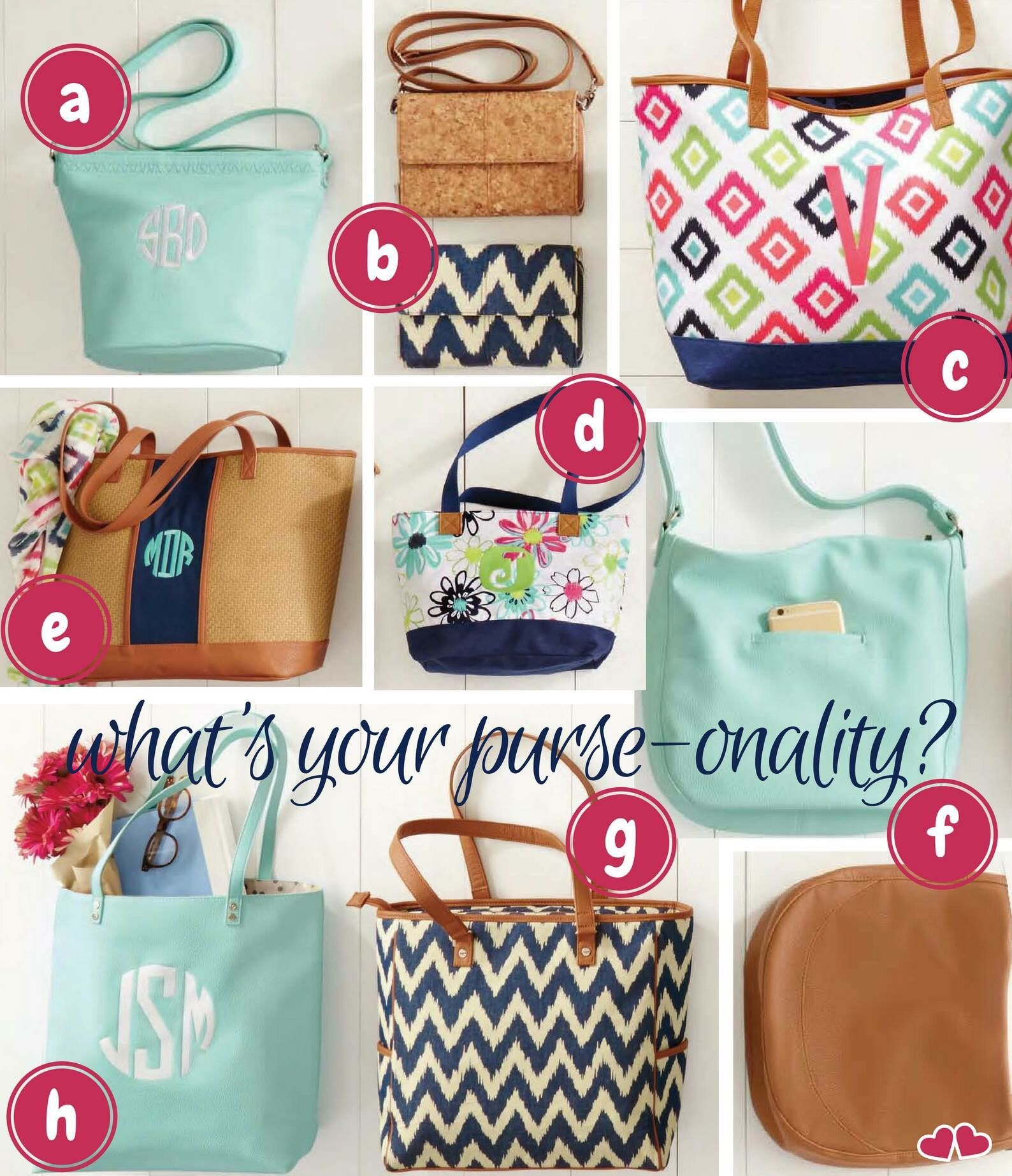 What S Your Thirty One Purse Onality Spring Summer 2017 Mythirtyone Carriewolke